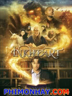 Trang Sách Ma Lực Inkheart.Diễn Viên: Brendan Fraser,Sienna Guillory,Eliza Bennett,Richard Strange