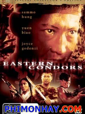 Phi Ưng Phương Đông Eastern Condors.Diễn Viên: Hồng Kim Bảo,Nguyên Bưu