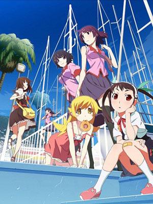 Monogatari Series Second Season - Nekomonogatari: Shiro, Kabukimonogatari