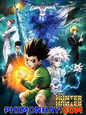 Hunter X Hunter - The Last Mission Việt Sub (2014)