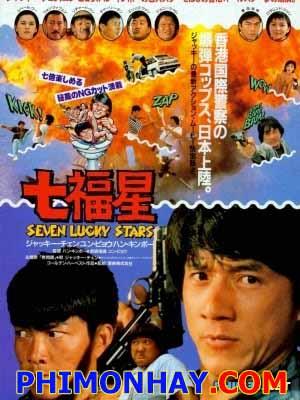 Ngôi Sao May Mắn My Lucky Stars.Diễn Viên: Thành Long,Biao Yuen,Sammo Hung Kam Bo