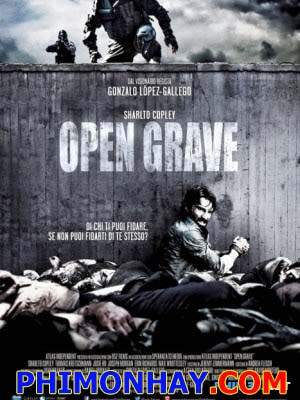 Open Grave - Nấm Mồ Lộ Thiên Việt Sub (2013)