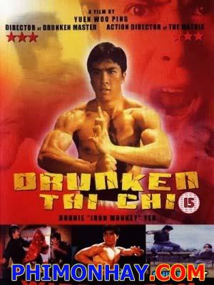 Thái Cực Túy Quyền - Drunken Taichi