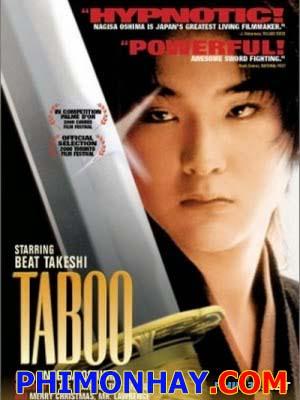 Kiếm Khách Tình Sầu Gohatto.Diễn Viên: Takeshi Kitano,Ryûhei Matsuda,Shinji Takeda