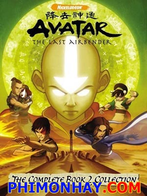 Avatar - The Last Airbender Book 2