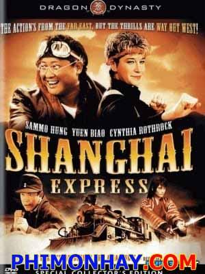 Phú Quý Hỏa Xa The Millionaires Express.Diễn Viên: Hồng Kim Bảo,Sammo Hung Kam Bo,Biao Yuen,Kenny Bee