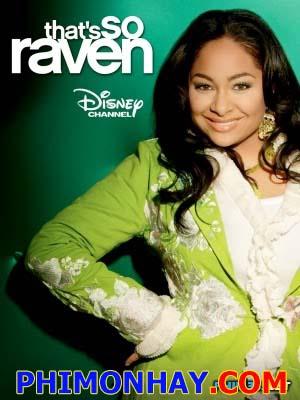 Raven Là Thế Đấy Thats So Raven.Diễn Viên: Raven Symoné,Orlando Brown,Anneliese Van Der Pol