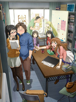 Genshiken The Society For The Study Of Modern Visual Culture.Diễn Viên: Jeff Bennett,Beau Black,Dusan Brown,Max Charles