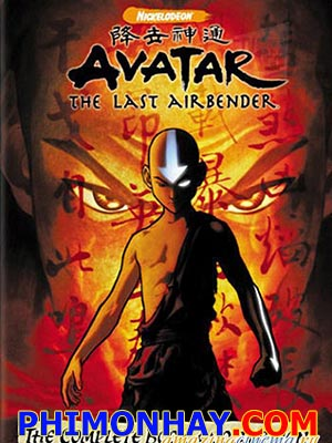 Avatar - The Last Airbender Book 3