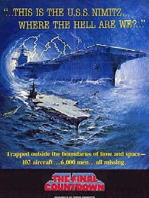 Những Giây Phút Cuối Cùng - The Final Countdown Thuyết Minh (1980)