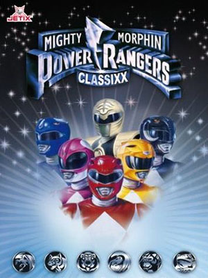Siêu Nhân Khủng Long Phần 2 - Mighty Morphin Power Rangers Season 2