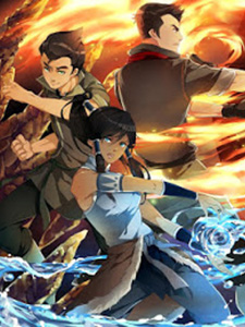 Truyền Thuyết Về Korra - Avatar: The Legend Of Korra