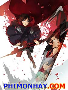 Red White Black Yellow Ss2 - Nữ Sát Thủ Rwby Volume 2