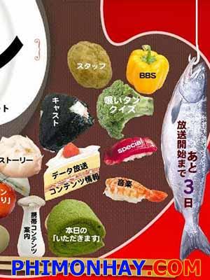 Kuitan Thám Thử Phàm Ăn.Diễn Viên: Hikasa Yoko,Yahagi Sayuri,Satou Satomi,Asanuma Shintaro