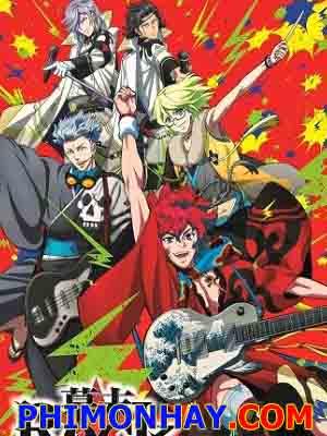 Bakumatsu Rock 幕末Rock.Diễn Viên: Puri Para,Prism Paradise
