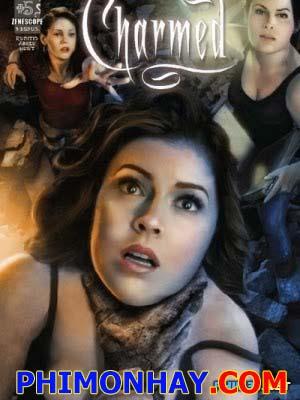 Phép Thuật Phần 5 Charmed Season 5.Diễn Viên: Holly Marie Combs,Alyssa Milano,Brian Krause