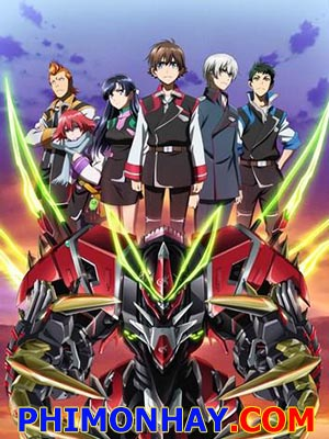 Kakumeiki Valvrave Season 2 革命機ヴァルヴレイヴ 2Nd シーズン.Diễn Viên: Kevin Spacey,Kate Bosworth,Jim Sturgess