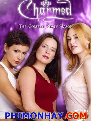 Phép Thuật Phần 6 Charmed Season 6.Diễn Viên: Holly Marie Combs,Alyssa Milano,Brian Krause