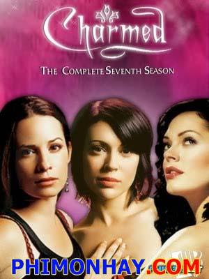 Phép Thuật Phần 7 Charmed Season 7.Diễn Viên: Holly Marie Combs,Alyssa Milano,Brian Krause