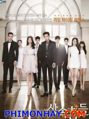 Những Người Thừa Kế: Tập Đặc Biệt The Heirs Christmas Edition.Diễn Viên: Lee Min Ho,Park Shin Hye,Choi Jin Hyuk