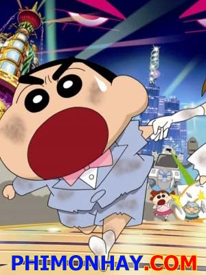 Crayon Shin-Chan Movie 18: Chou Jikuu!