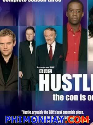 Những Kẻ Láu Cá 3 Hustle 3.Diễn Viên: Robert Glenister,Robert Vaughn,Rob Jarvis