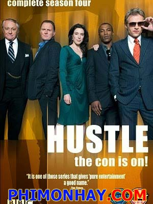 Những Kẻ Láu Cá 4 Hustle 4.Diễn Viên: Robert Glenister,Robert Vaughn,Rob Jarvis