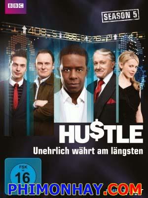 Những Kẻ Láu Cá 5 Hustle 5.Diễn Viên: Robert Glenister,Robert Vaughn,Rob Jarvis