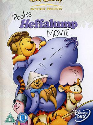 Chuyện Của Chú Gấu Pooh Poohs Heffalump.Diễn Viên: Jean Claude Van Damme,Robert Guillaume,Cynthia Gibb