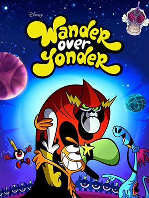 Wander Over Yonder Disney Television Animation