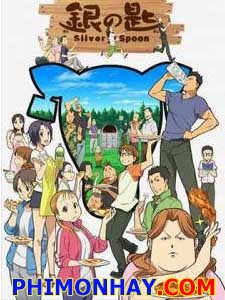 Gin No Saji 2Nd Season Silver Spoon.Diễn Viên: Amy Jo Johnson,Jason David Frank,David Yost