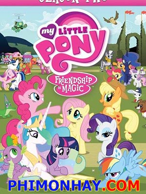 Pony Bé Nhỏ Đáng Yêu Phần 2 My Little Pony Season 2.Diễn Viên: Hayate The Combat Butler,Cant Take My Eyes Off You