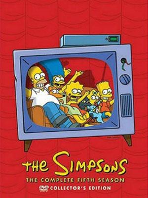 The Simpsons Season 5 - Gia Đình Simpson Phần 5 Việt Sub (1993)