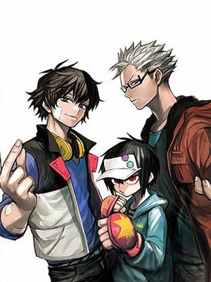 Hamatora The Animation ハマトラ The Animation