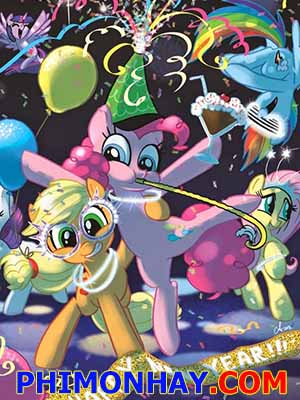 My Little Pony: Friendship Is Magic Ss4 Bé Pony Của Em: Tình Bạn Là Phép Màu Ss4.Diễn Viên: Recently,My Sister Is Unusual