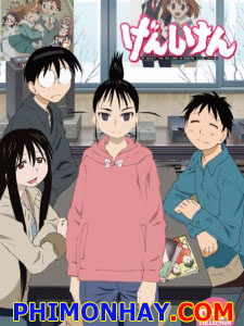Genshiken Ova The Society For The Study Of Modern Visual Culture.Diễn Viên: Luci Christian,Jovan Jackson,Bryson Baugus