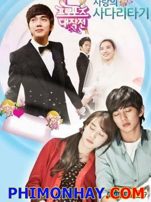 Chiến Dịch Cầu Hôn Operation Proposal.Diễn Viên: Yoo Seung Ho,Park Eun Bin,Lee Hyun Jin,Kim Ye Won,Park Young Seo,Go Gyung Pyo,Park Jin Joo