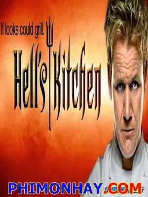 Nhà Bếp Địa Ngục 10 - Hells Kitchen 10