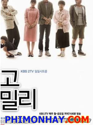 Gia Đình Rắc Rối Shut Up Family.Diễn Viên: Choi Woo Sik,Park Ji Yoon,Hwang Shin Hye,Ahn Seok Han