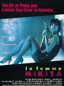 Nữ Sát Thủ Quyến Rũ La Femme Nikita.Diễn Viên: Anne Parillaud,Jeanne Moreau,Tcheky Karyo