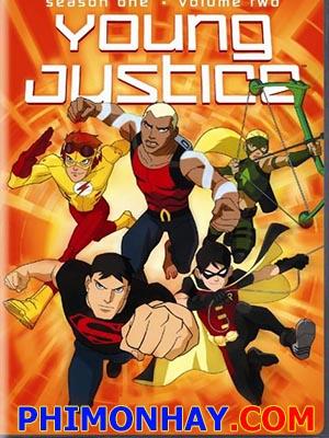 Công Lý Trẻ Phần 1 Young Justice Season 1.Diễn Viên: Danica Mckellar,Nolan North,Jesse Mccartney,Khary Payton,Stephanie Lemelin