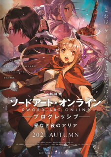 Sword Art Online: Progressive Movie - Hoshi Naki Yoru No Aria Sao Progressive Movie, Aria In The Starless Night, Hoshinaki Yoru No Aria.Diễn Viên: Aleksey Smirnov,Anatoly Romashin,Eduard Izotov,Ivan Pereverzev,Larissa Golubkina,Mikhail