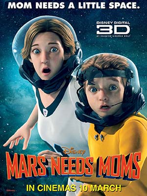 Sao Hỏa Tìm Mẹ - Mars Needs Moms