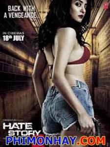 Người Tình Nguy Hiểm 2 Hate Story 2.Diễn Viên: Sushant Singh,Surveen Chawla,Jay Bhanushali