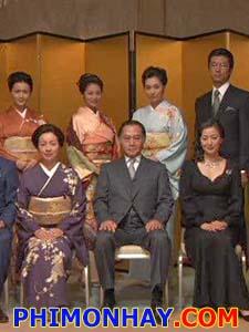 Karei Naru Ichizoku Danh Gia Vọng Tộc.Diễn Viên: Mã Tuấn Vỹ,Trần Cẩm Hồng,Trần Pháp Lai,Chung Gia Hân