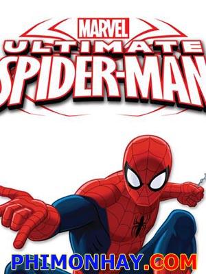 Người Nhện Phần 1 - Ultimate Spider Man Season 1