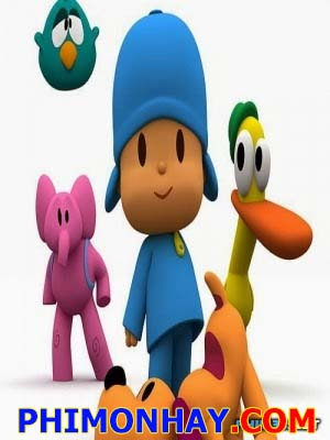 Pocoyo Và Những Người Bạn Pocoyo.Diễn Viên: Gonzo,Tv Asahi,Funimation Entertainment,Wao World,Tap