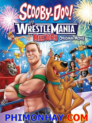 Chú Chó Scooby Doo - Scooby Doo Wrestlemania Mystery Việt Sub (2014)