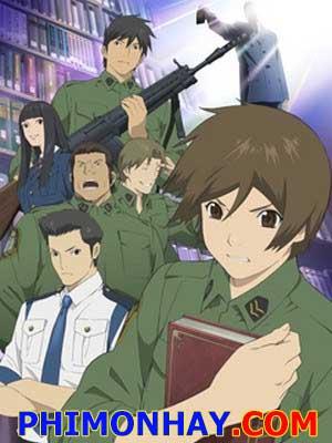 Toshokan Sensou - Library Wars