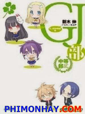 Ngôi Trường Vui Vẻ Gj Bu (Good Job Club).Diễn Viên: Mao,Megumi,Shion,Kirara